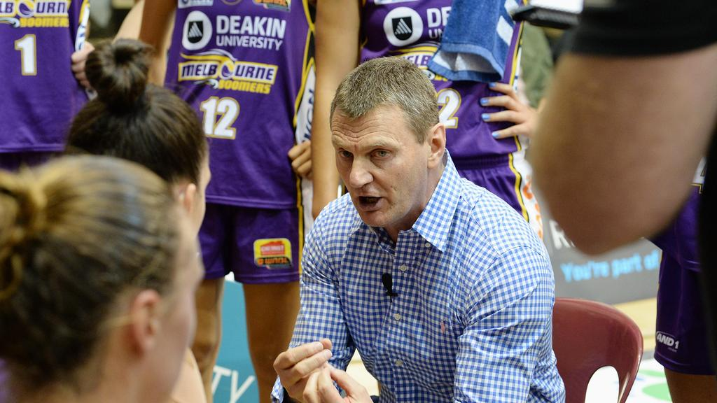 Women's National Basketball League: Melbourne Boomers to start