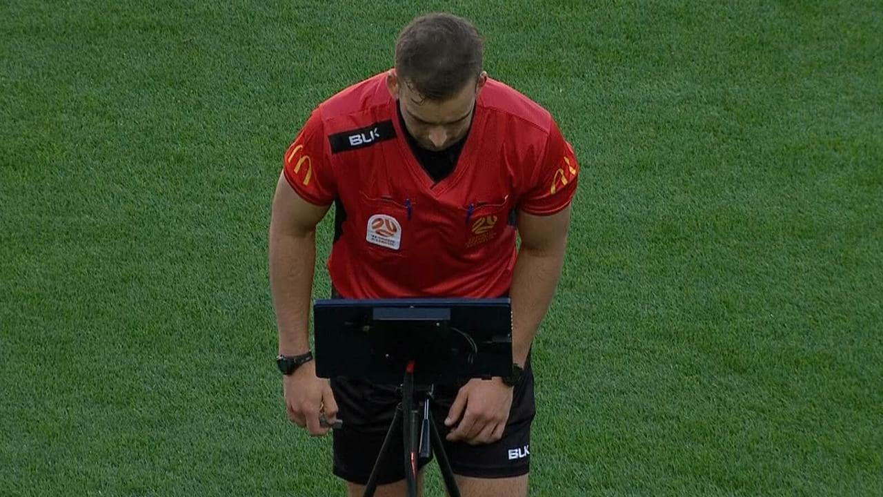 The A-League is back and so is VAR.