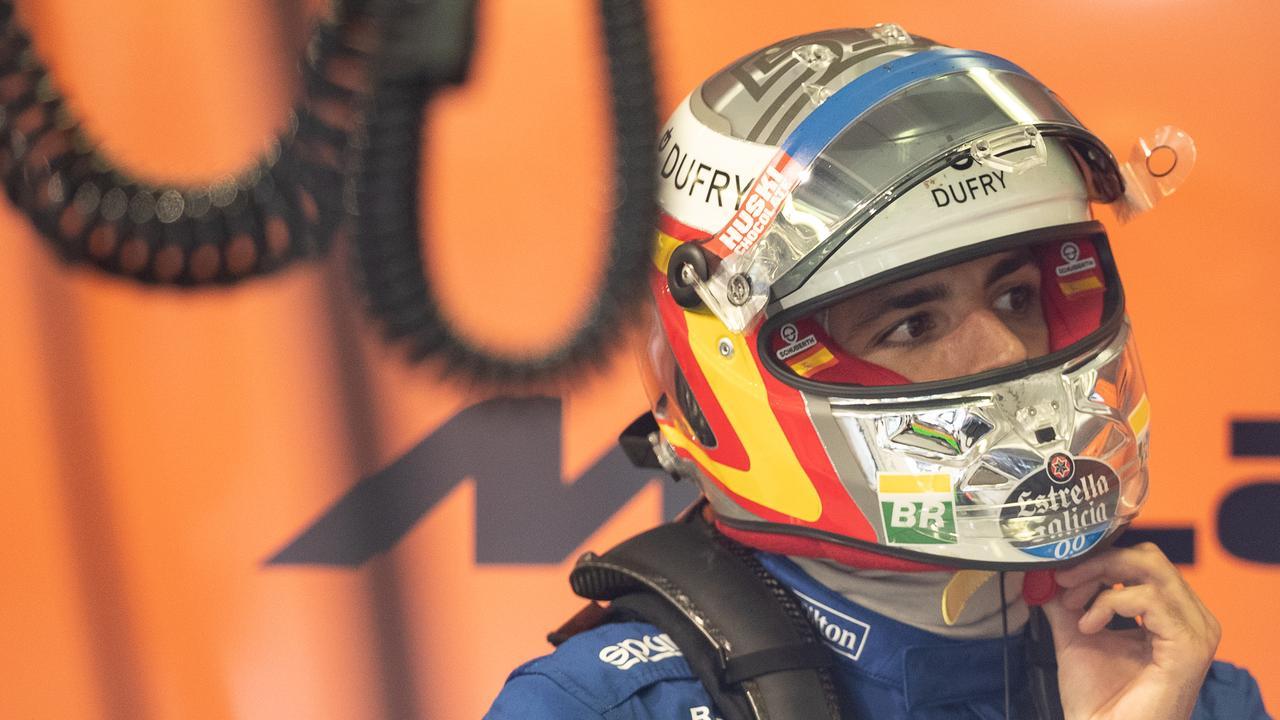 Sainz has been brilliant so far this season.