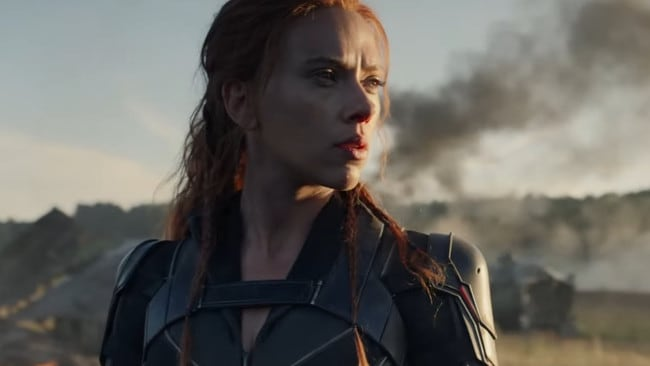 The film, starring Scarlett Johansson, will be set between  <i>Captain America: Civil War </i>and  <i>Avengers: Infinity War. </i>Picture: YouTube.