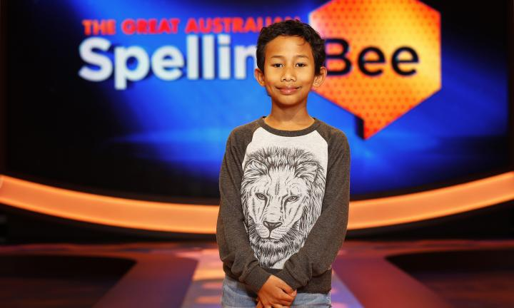 The Great Australian Spelling Bee - Tristan, 11, VIC