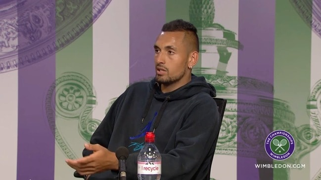 I can't contend for grand slams: Kyrgios