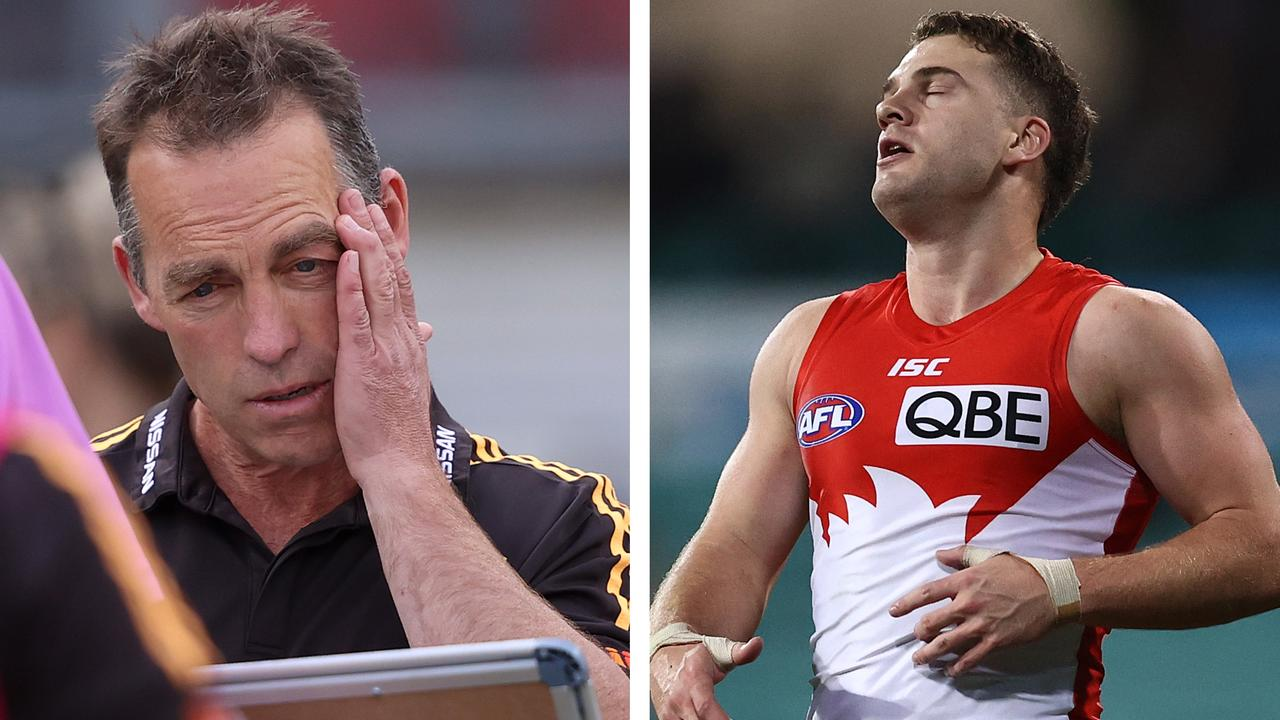 Catch up on all the big AFL storylines out of this weekend in Talking Points!