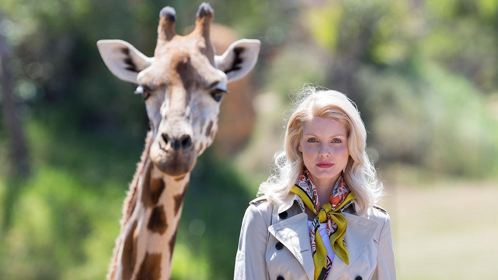 Australia Zoo Fashion Shoot  Couriermailcomau  The Courier-Mail-4344