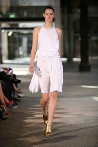 Josh Goot Australian Fashion Shows Spring/Summer