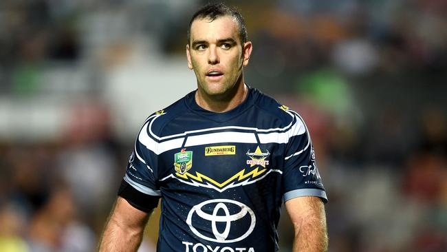 2015 NRL premiership hero Kane Linnett has signed with Super League team Hull KR. Picture: Alix Sweeney
