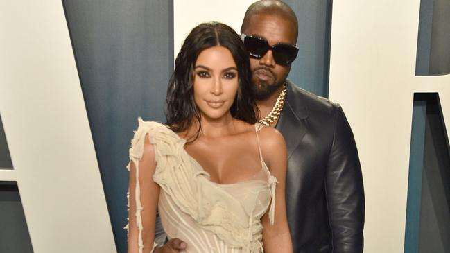 Kim will keep the $51 million Southern California mansion the former couple bought together in 2014. Picture: Getty Images.