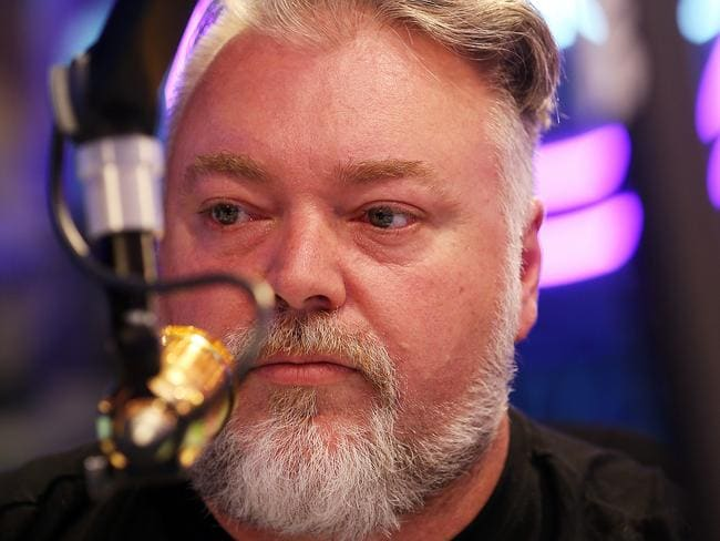 Kyle Sandilands says he lost millions without realising