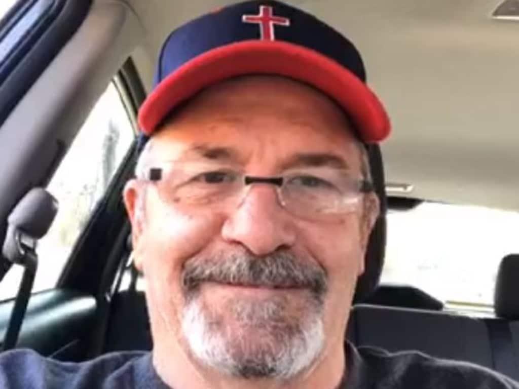 Christian activist Dave Daubenmire