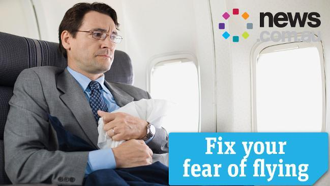 Fix your fear of flying