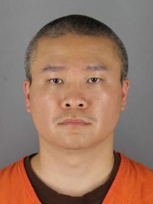 Tou Thao. Picture: Hennepin County Jail