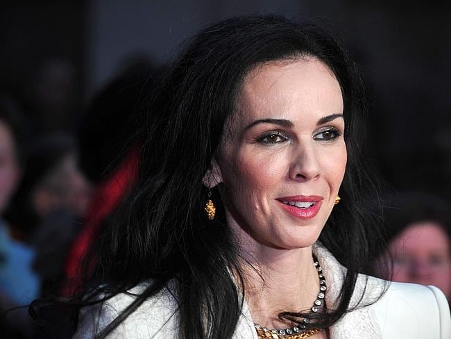 L'Wren Scott was in financial distress before she passed away.