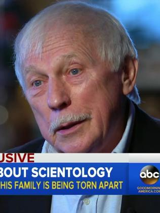 Ron Miscavige now.
