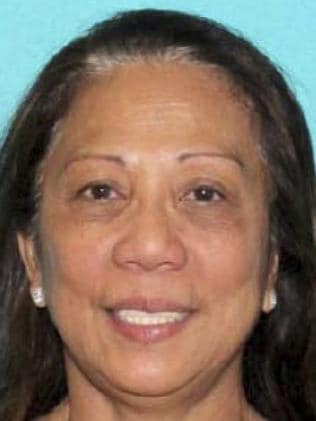 Police issued this photo of Marilou Danley. Picture: Las Vegas Police. Picture: Las Vegas Metropolitan Police Department/AP