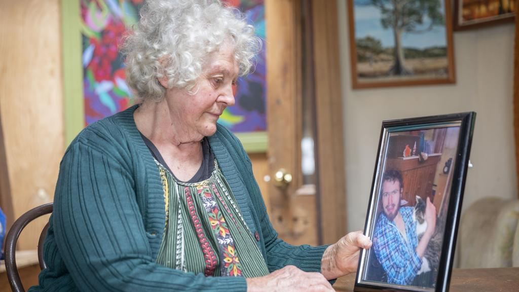 Beverley Rubenach is the mother of Tim Rubenach, who died in May 2018 while on the NDIS wait list. Picture: Wolfgang Glowacki