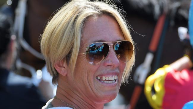 Trainer Kristen Buchanan has Provincial Championships plans for Arrogante. Picture: AAP