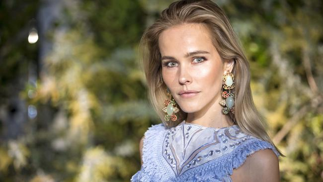 isabel lucas shoots tv ad to protest dolphin captivity