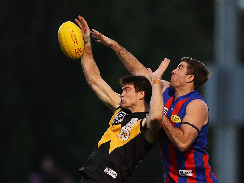 VFL Rd 10 - Werribee v Port Melbourne