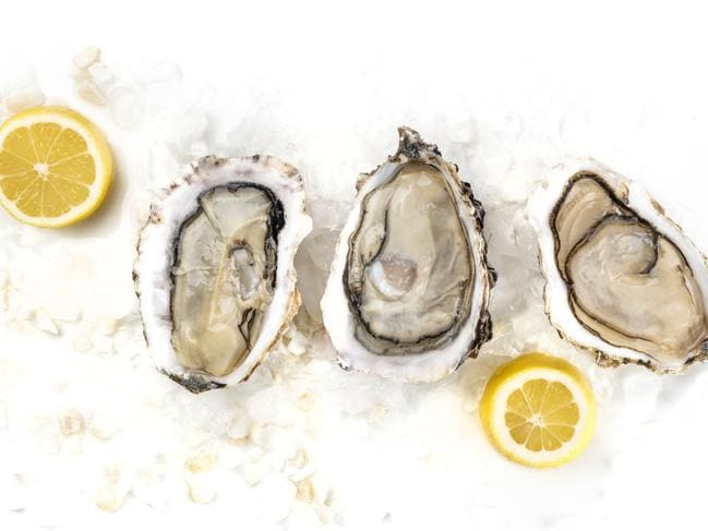 Oysters are well known for their ability to get you in the mood.