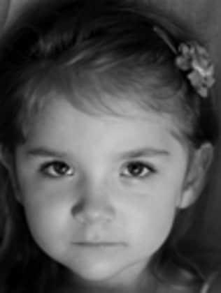 Aelita, aged 4.