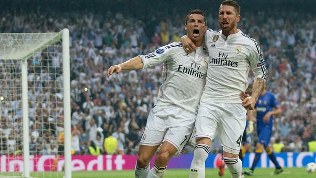 Real Madrid has been knocked off its perch as the world's richest club. Picture: Getty Images