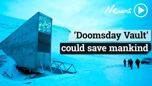 Doomsday Vault could save mankind