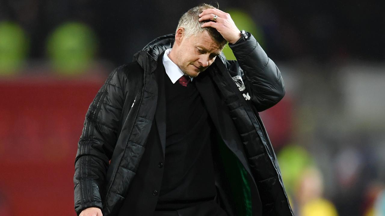 Ole Gunnar Solskjaer has been given two games to save his job.