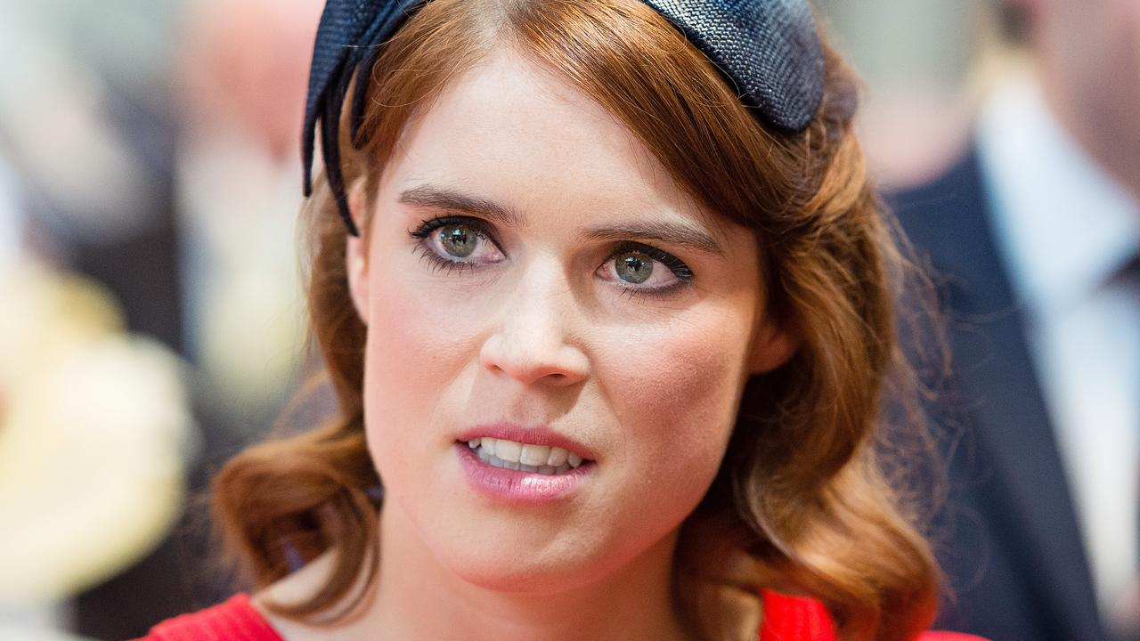 LONDON, ENGLAND - JUNE 10: Princess Eugenie attends a lunch after the National Service of Thanksgiving as part of the 90th birthday celebrations for The Queen at The Guildhall on June 10, 2016 in London, England. (Photo by Jeff Spicer/Getty Images)