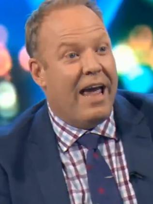 Helliar got fired up over the debate.