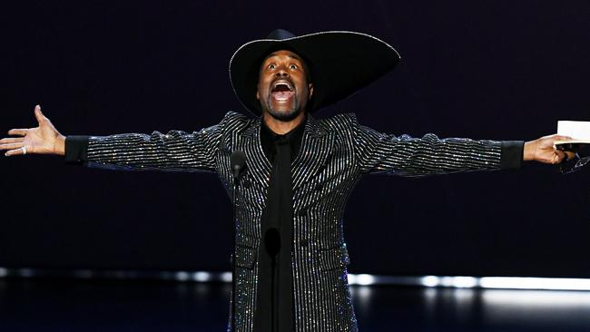 Billy Porter, Emmy winner. Picture: Kevin Winter/Getty Images