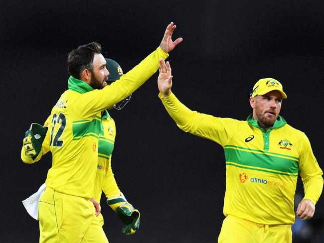 Should Melbourne Stars skipper Glenn Maxwell take over for Aaron Finch?