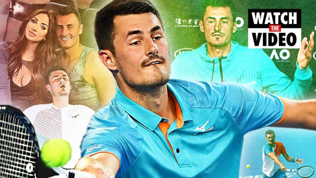 Tennis: Bernard Tomic's career courting controversy