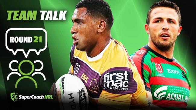 Tevita Pangai returns from suspension, while Sam Burgess will be named pending his trip to the judiciary.