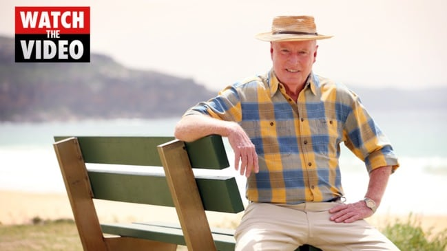 Ray Meagher, AKA Alf Stewart, says g'day to The Sunday Telegraph