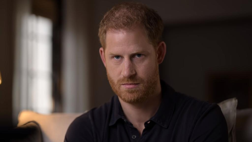 The Me You Can't See is a new docuseries co-created by Oprah Winfrey and Prince Harry that explores mental health and emotional well-being.
