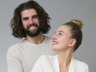 Aussie Harry and Megan Couple