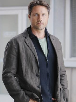 Henderson is no stranger to hospital dramas, making his big break on Shortland Street. Picture: Channel Seven.