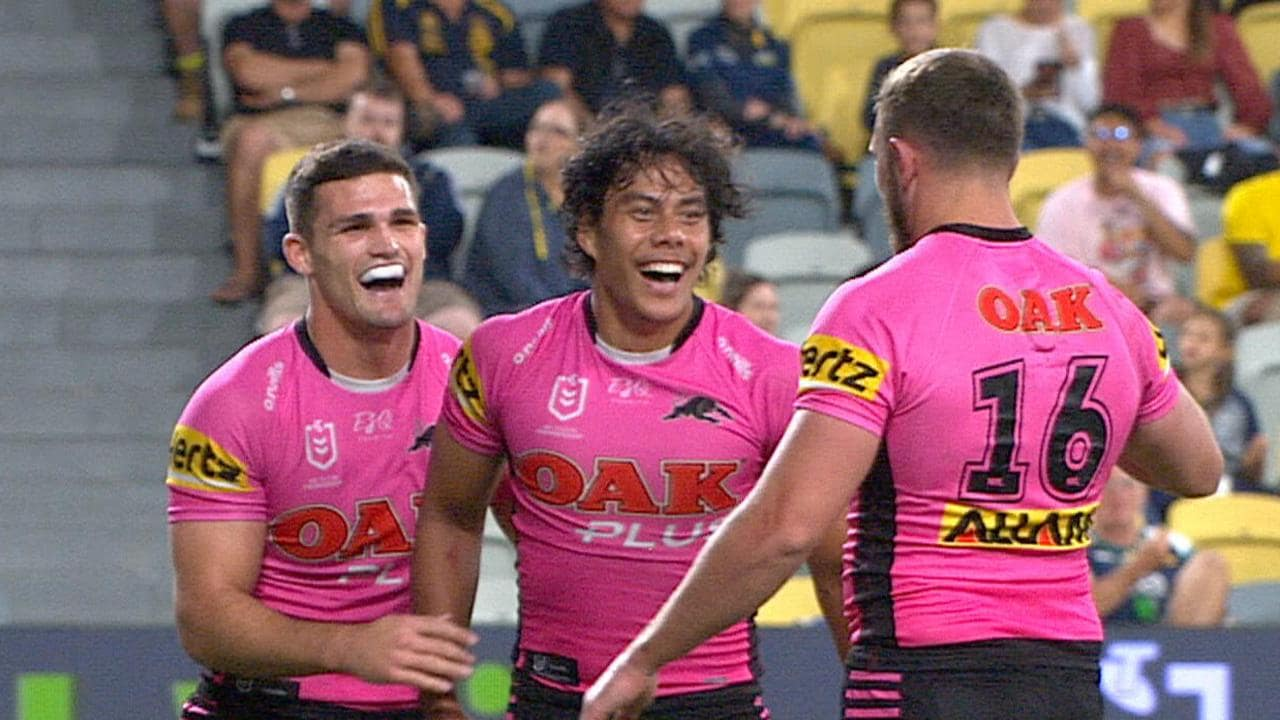Penrith scored a try for the ages. What's scary is how easy they made it look – Fox Sports