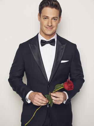The Bachelor Matt Agnew.