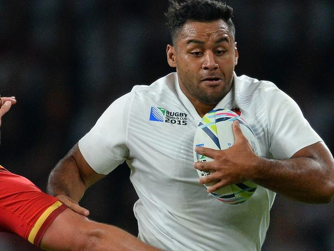 Billy Vunipola won't back down from supporting Folau.