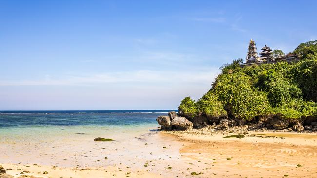 Geger Beach. Picture: iStock