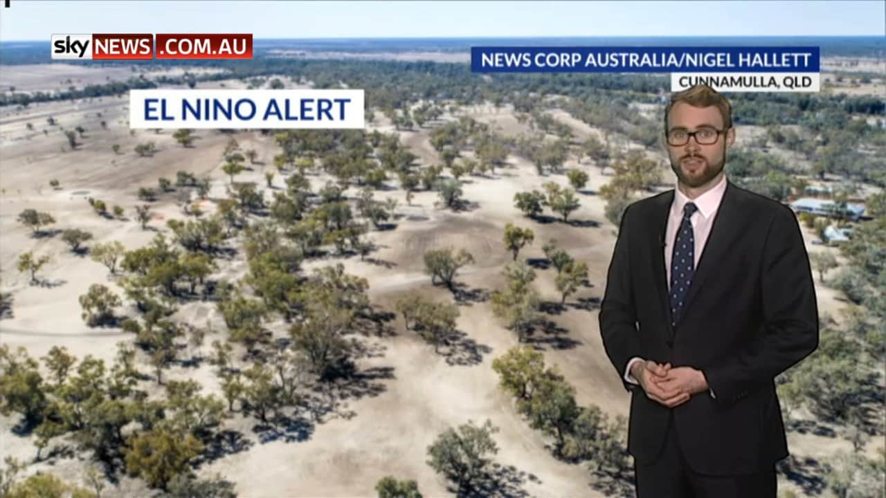 El Nino Alert What Could This Mean For Australia The