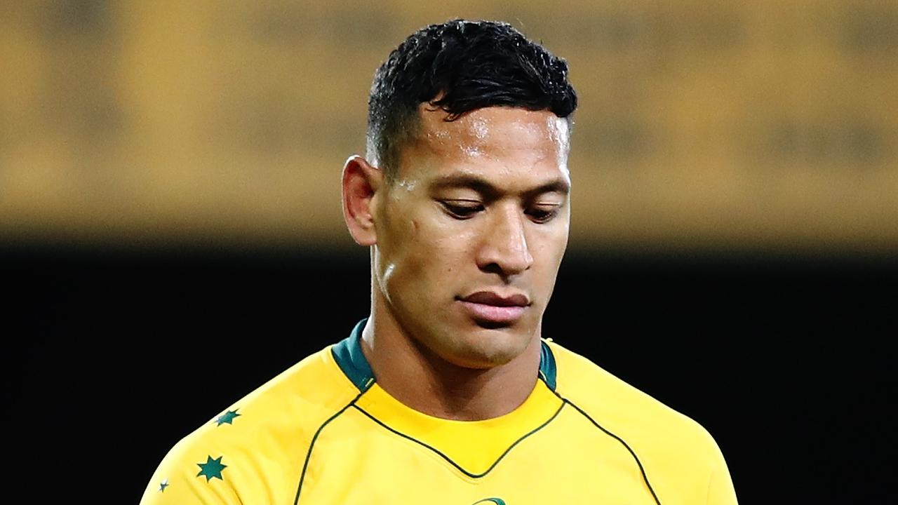 Folau offered to quit rugby
