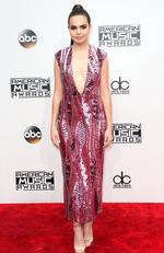 Bailee Madison attends the 2016 American Music Awards at Microsoft Theater on November 20, 2016 in Los Angeles, California. Picture: Getty