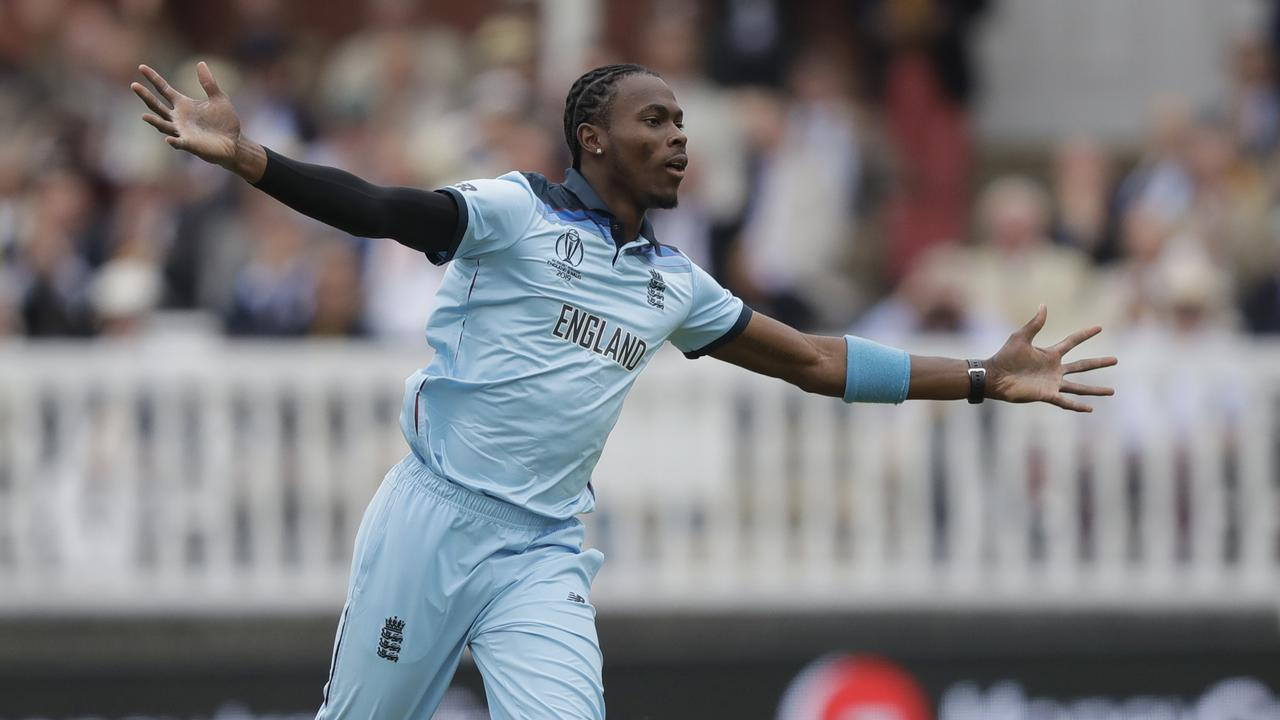 Jofra Archer brought a new dynamic to the England attack.