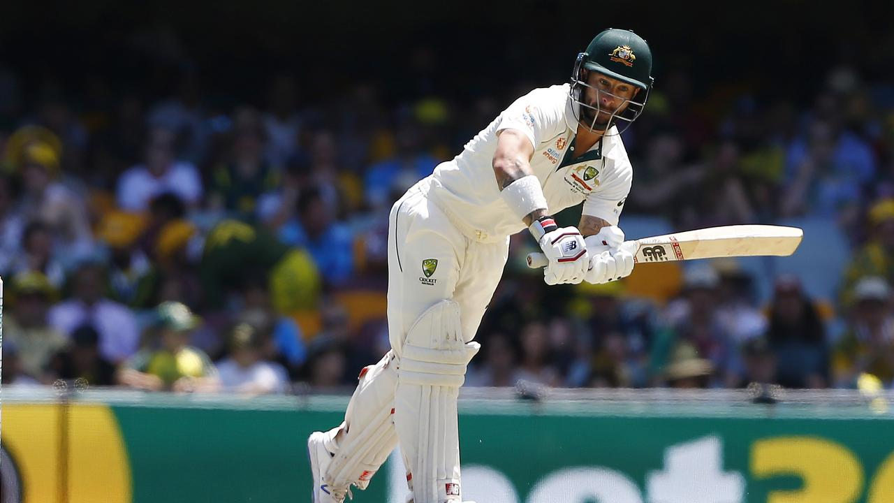 Matthew Wade further cemented his place in the Australian side.
