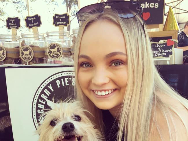 Maddy Jones died just weeks before her 19th birthday. Photo: Submitted
