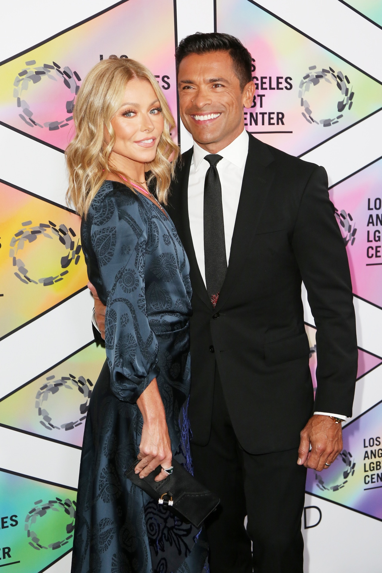 Kelly Ripa will join husband Mark Consuelos on Riverdale as Hiram Lodge's mistress