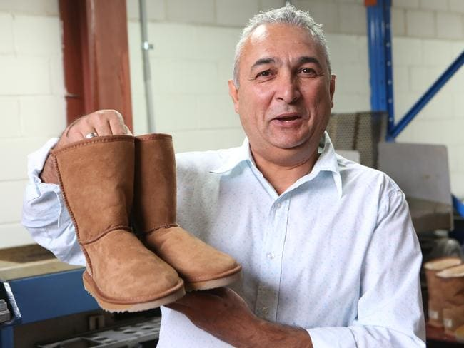 8bc79f9bcaf Ugg boots: Australian Leather cops $600k blow in fight with Deckers ...