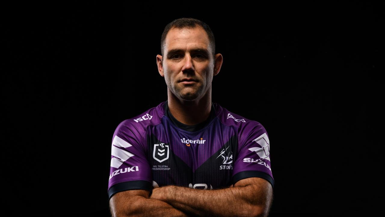 Cameron Smith is still weighing up his future.